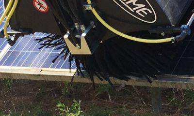 Lavaggio e Pulizia Fotovoltaici